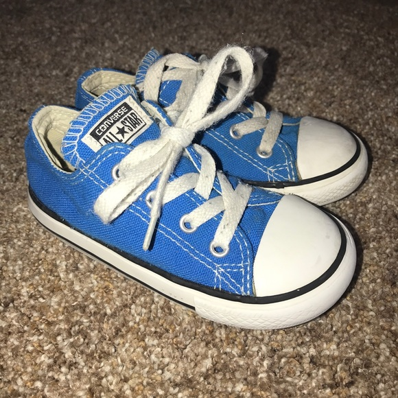 ca333997492 Converse Other - 2 pairs of toddler converse size 8